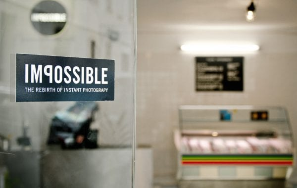 Fisheye Magazine | Impossible Project Space Paris