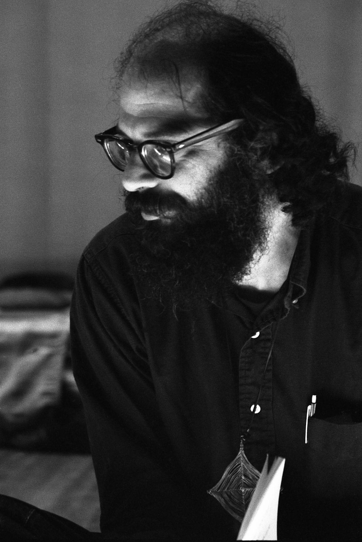 Allen Ginsberg, San Francisco, 1968. © Alain Dister