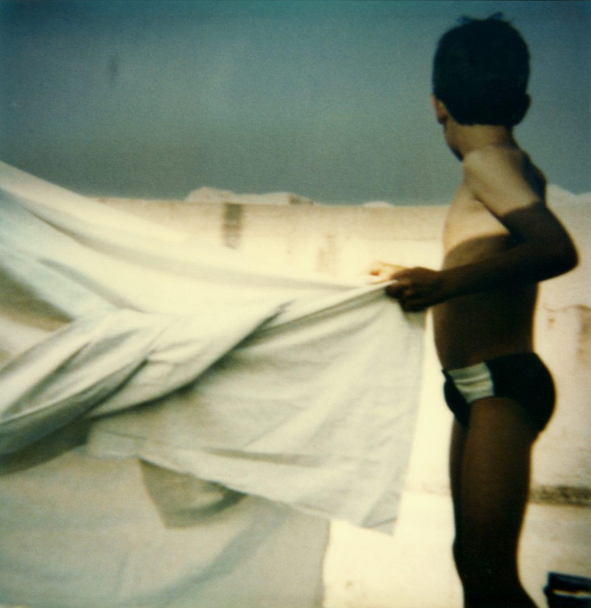Corinne Mercadier, Où commence le ciel - n°10, 1995