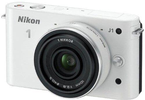nikon1 blanc