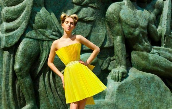 Fisheye Magazine | Le Prix Picto de la Photo de Mode couronne Tingting Wang