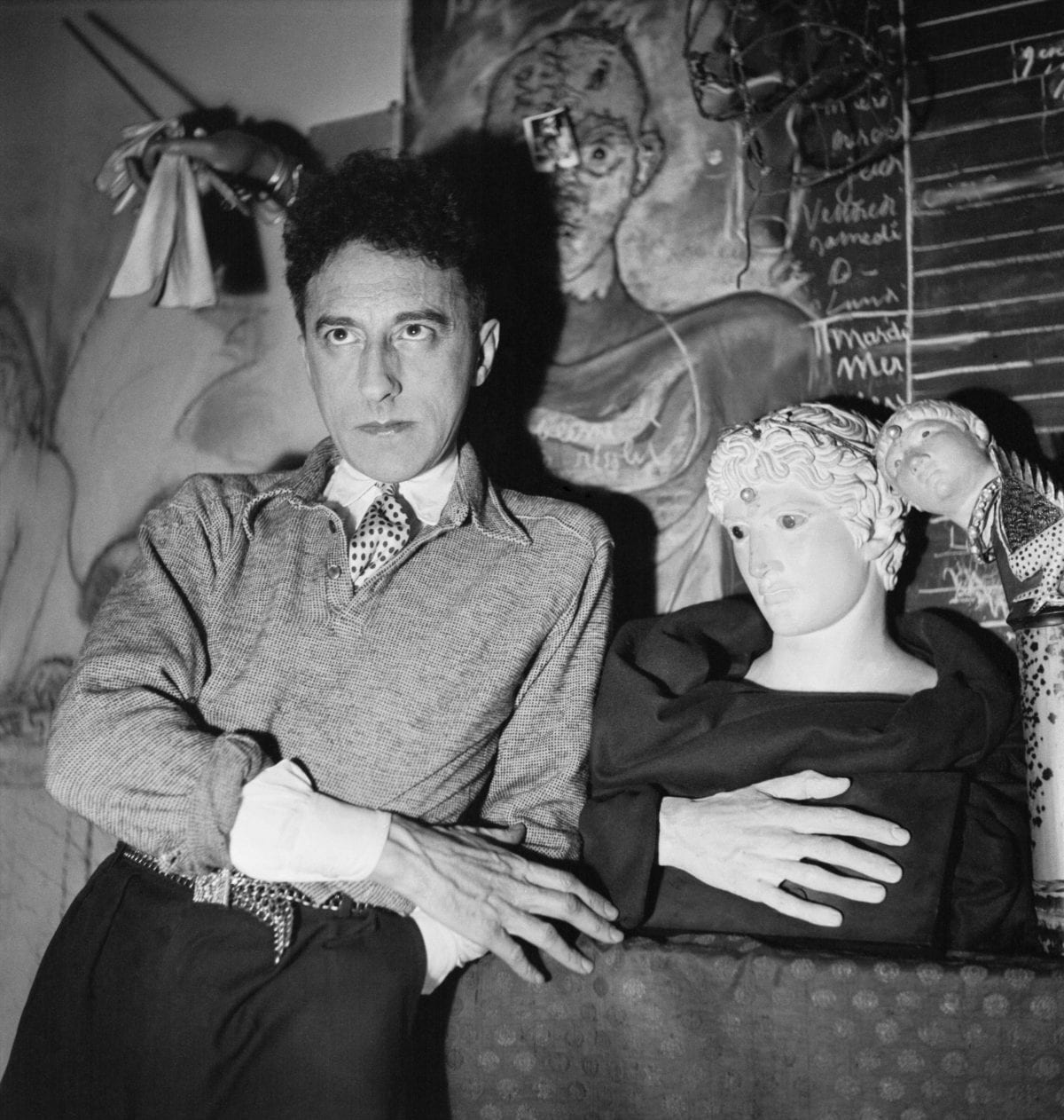 FRANCE - J. COCTEAU
