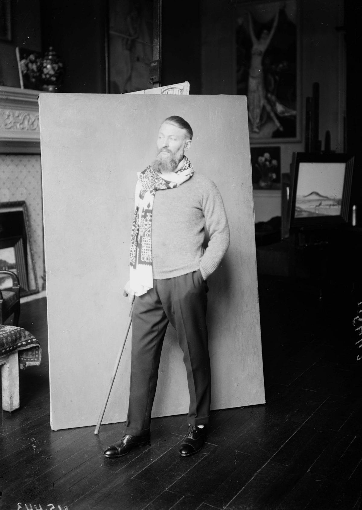 Kees Van Dongen (1877-1968) ©Maurice-Louis Branger : Roger-Viollet