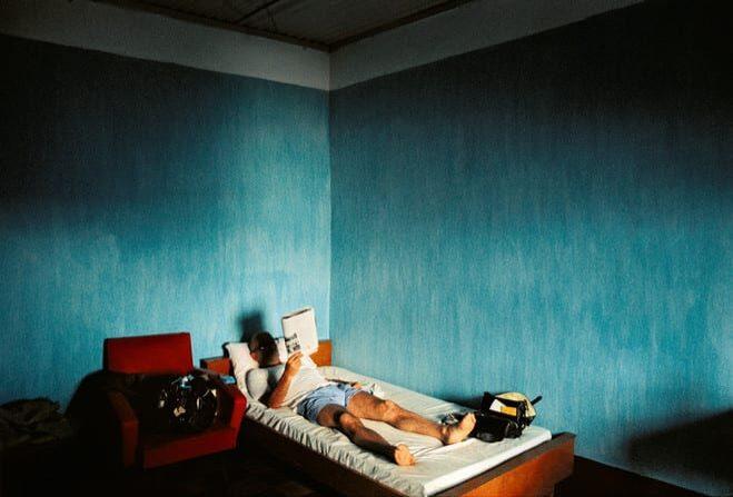 Van-Tao, Vietnam. 1972 170 x 247 cm © Raymond Depardon / Magnum Photos