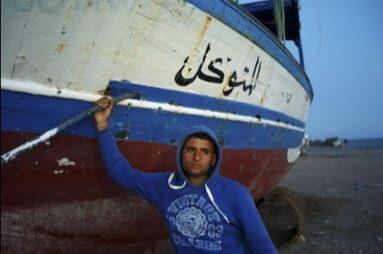 Zarzis, Tunisie, 2011 ©Patrick Zachmann