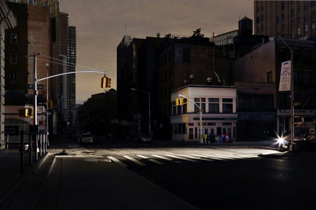 West Broadway. ©Christophe Jacrot.