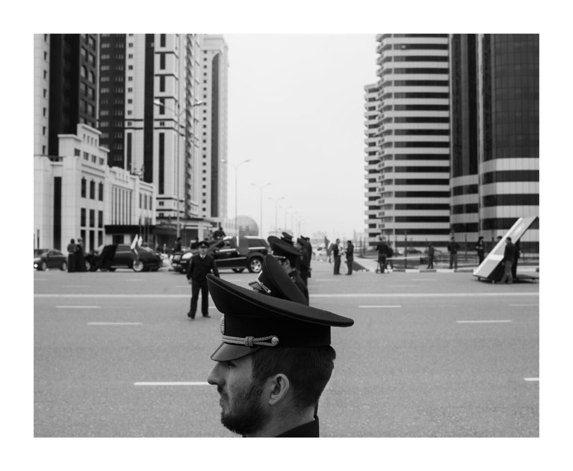Grozny, 23 mars 2013. ©Davide Monteleone.