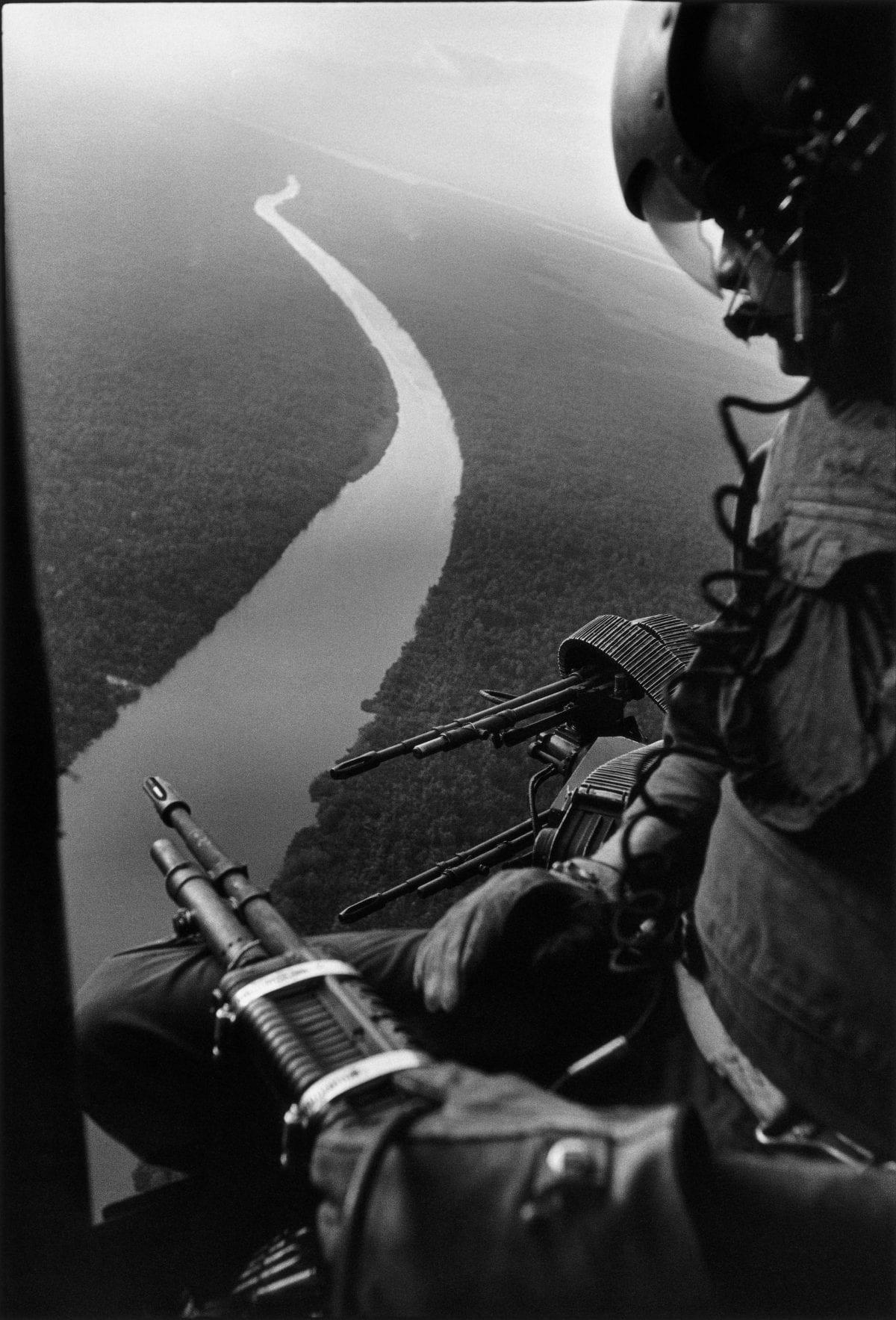 Vietnam, novembre 1967. © Fondation Gilles Caron.