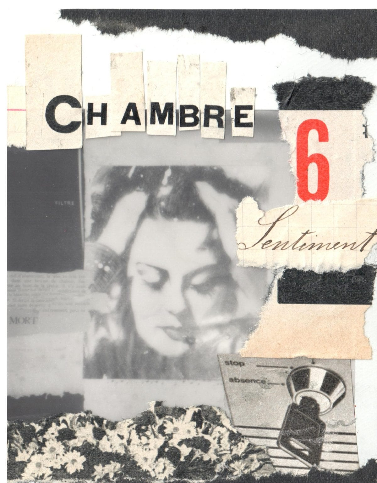 Chambre 6. @Lili Plasticienne.