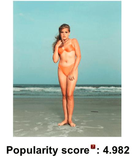 Popularity score 1