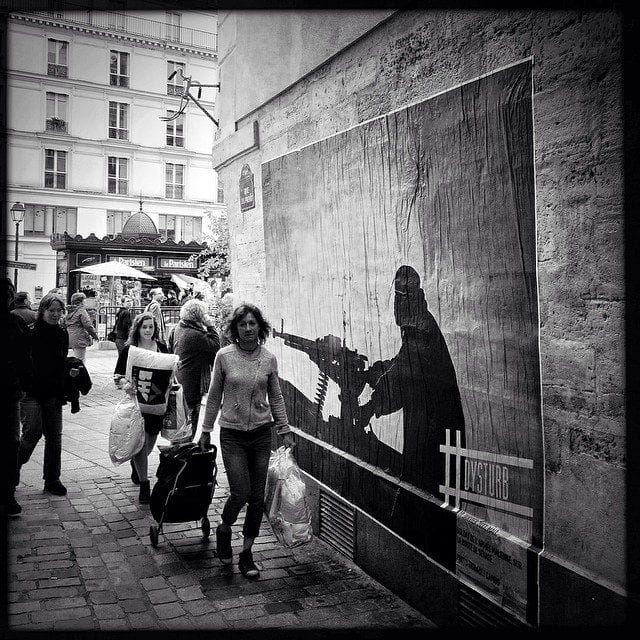 Thibault Camus Dysturb Paris Fisheye Magazine
