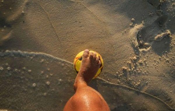 Fisheye Magazine | Le foot photographié par les enfants des favelas