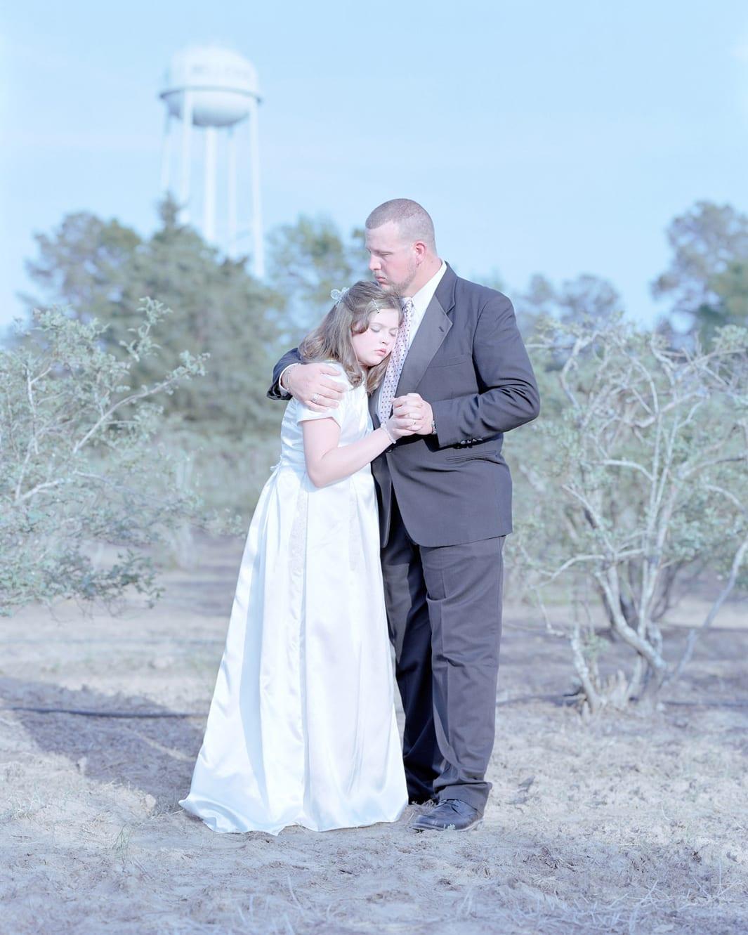 Hope and Jay Smallwood, Haughton, Louisiana.