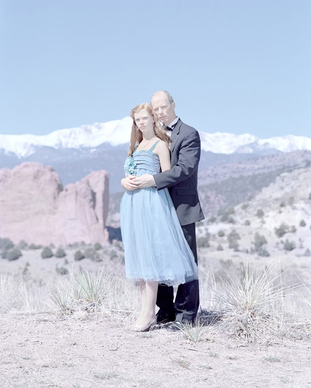 Grace and Gary Kruse, Black Forrest, Colorado.