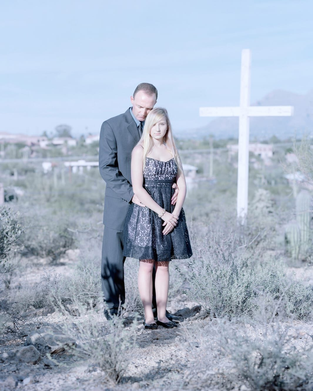 Will and Nicole Roosma, Tucson, Arizona.