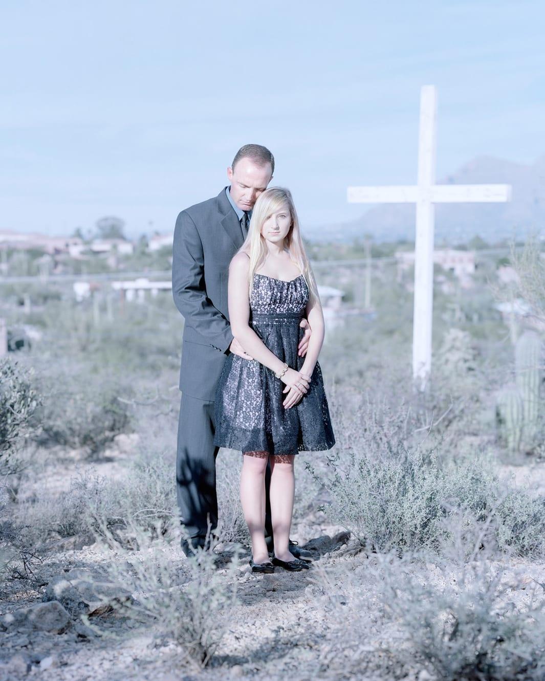 Will and Nicole Roosma, Tucson, Arizona.