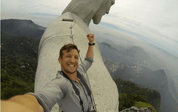 Fisheye Magazine | Le selfie qui donne le vertige