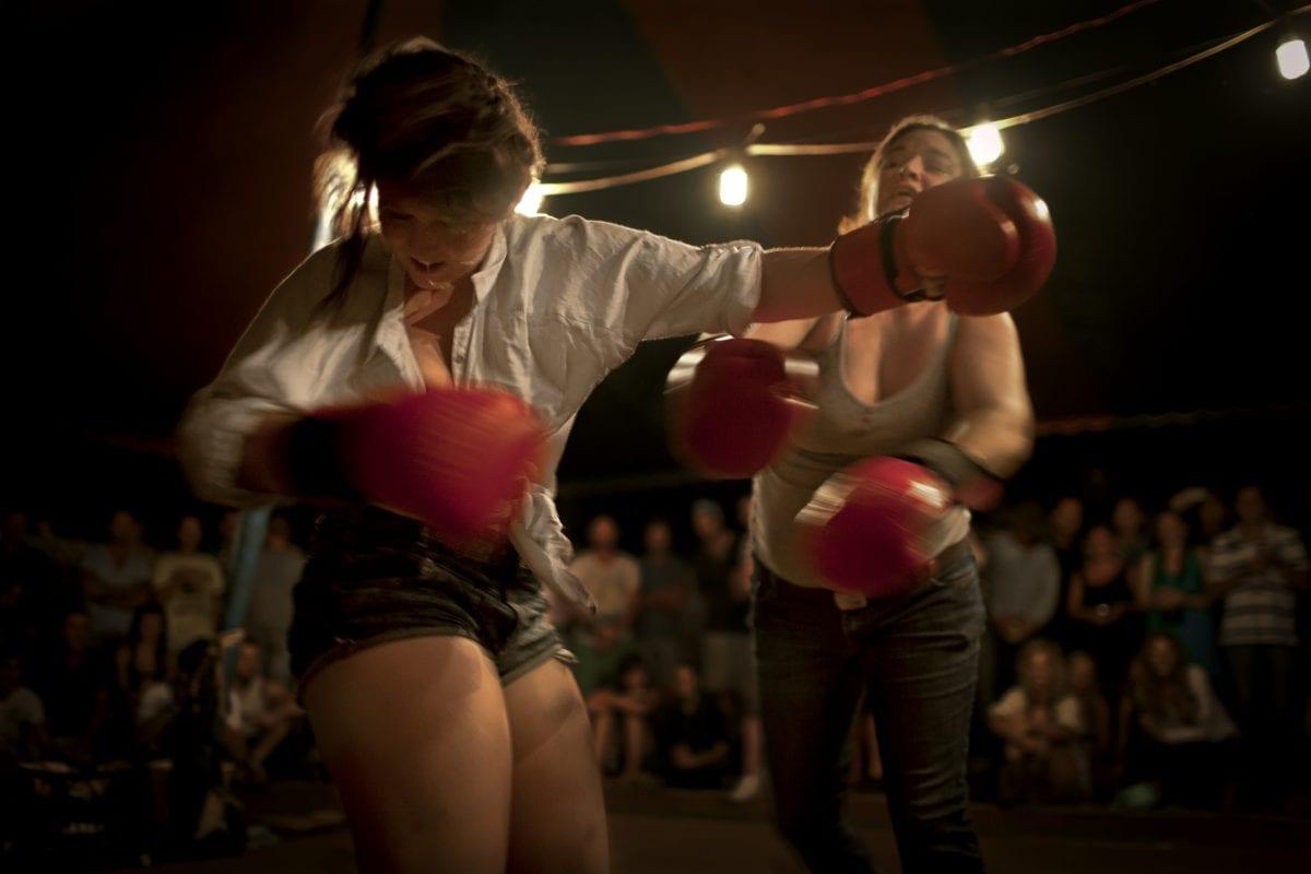 Boxing Tent-Sélection-Dalles