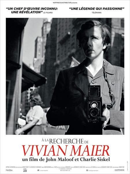 Vivian Maier Film Photographe Fisheye