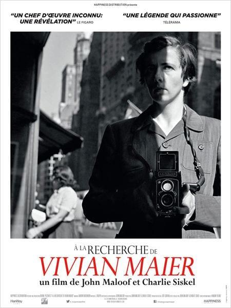 Vivian Maier Film Photographe Fisheye