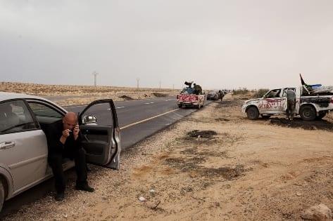 © Jerome Sessini, Libye, 2011