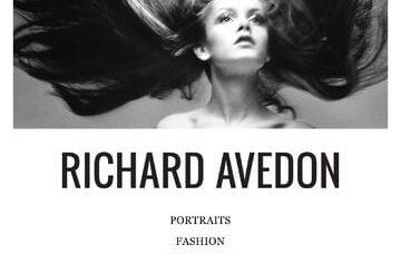 Fisheye Magazine | Richard Avedon sur votre iPad