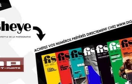 Fisheye Magazine | Les anciens Fisheye Mag dispos sur Digit Photo