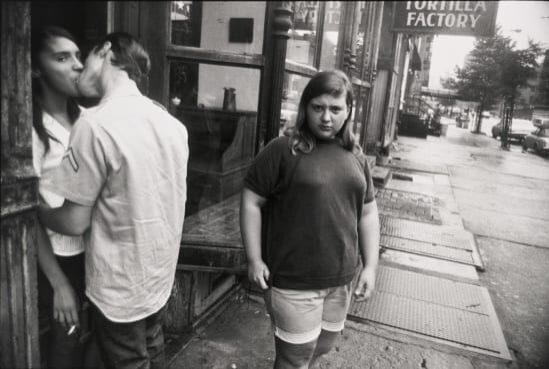 New York, 1969 Garry Winogrand. Tirage gélatino-argentique. Collection of Jeffrey Fraenkel and Alan Mark. © The Estate of Garry Winogrand, courtesy Fraenkel Gallery, San Francisco. Photo: Don Ross
