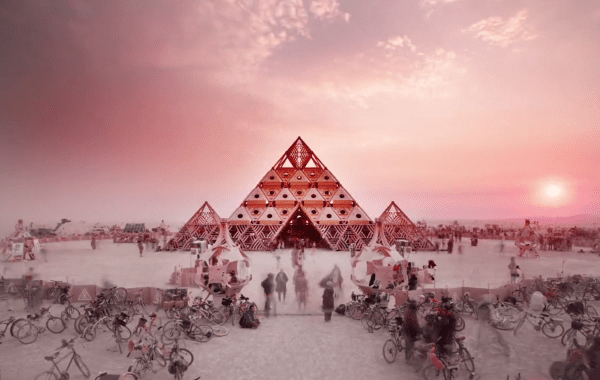 Fisheye Magazine | Lake of Dreams, un impressionant timelapse du Burning Man 2013