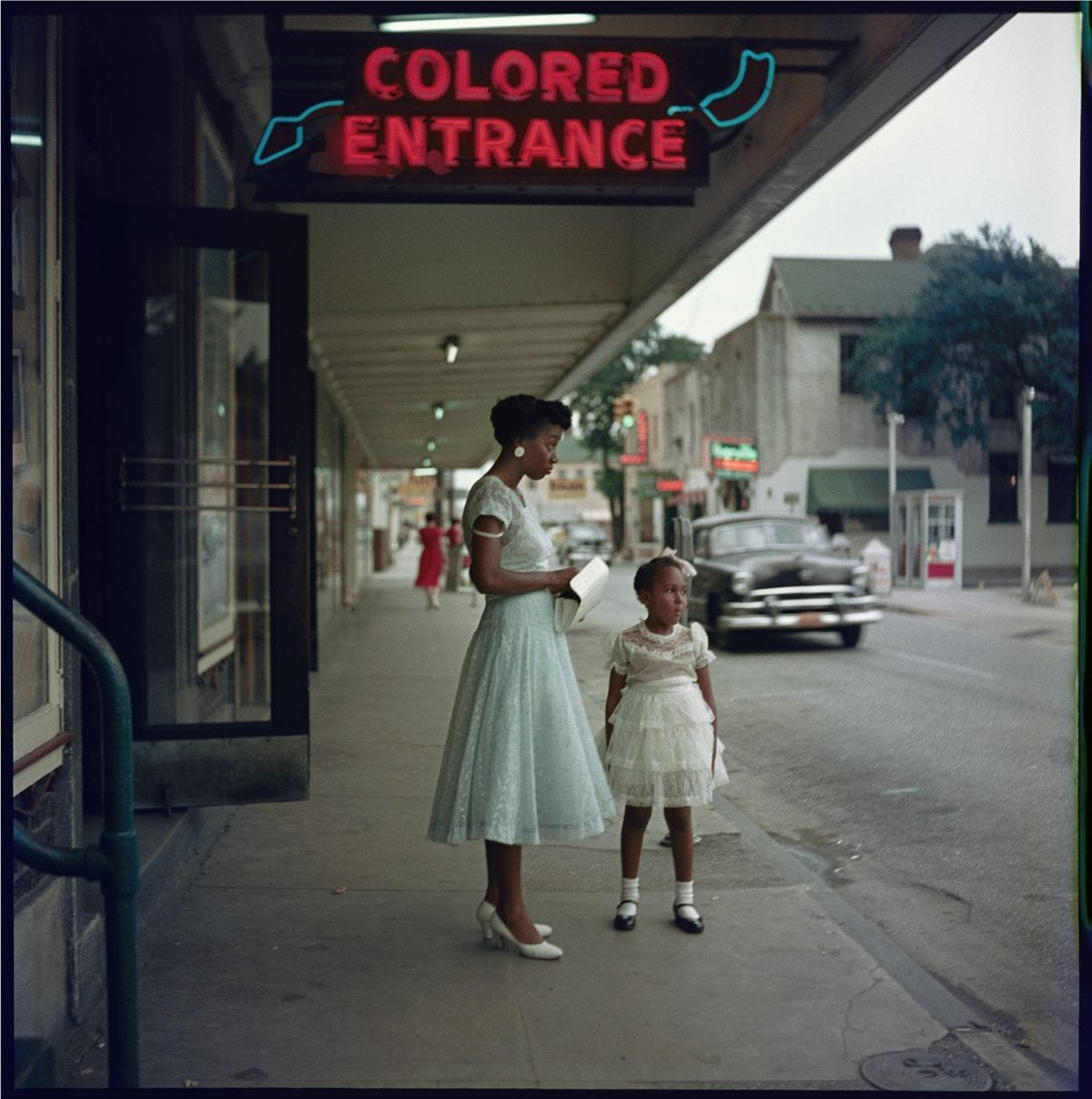 Gordon Parks (American, 1912–2006), Department Store, Mobile, Alabama, 1956, courtesy of and copyright The Gordon Parks Foundation.