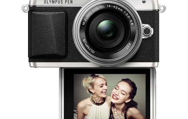 Fisheye Magazine | Olympus joue le jeu du selfie avec le PEN E-PL7
