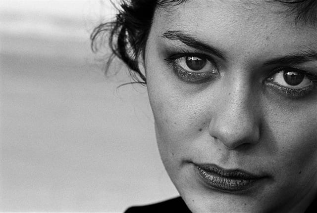 Audrey Tatou © Peter Lindbergh