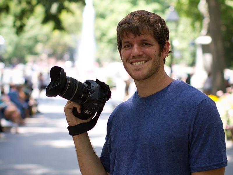 Brandon Stanton, le vrai ©  Benjamin Chasteen/The Epoch Times