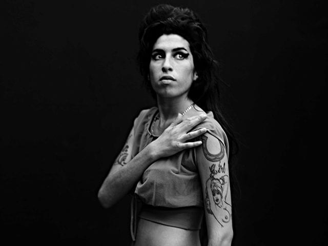 Amy Winehouse © Hedi Slimane