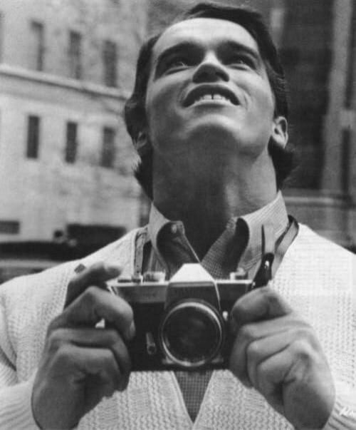 Arnold-Schwarzenegger-appareil-photo