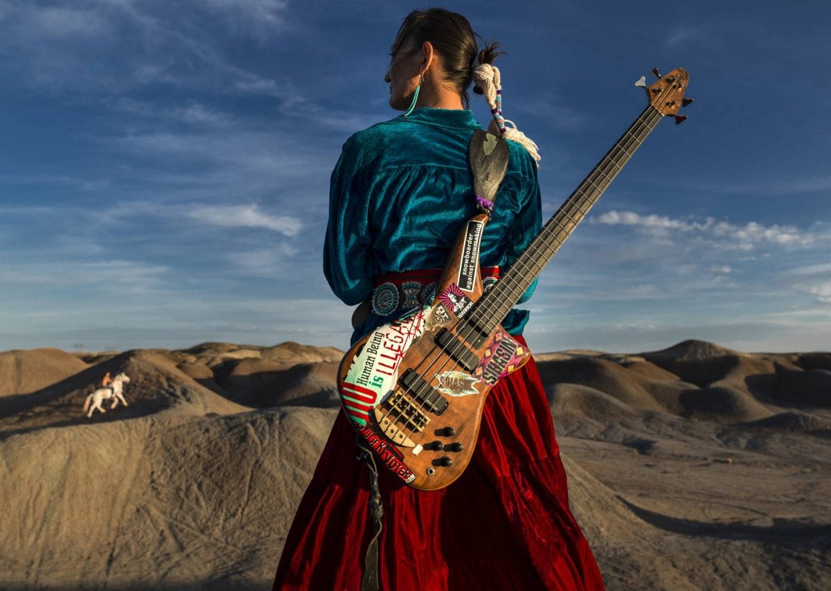 NAVAJOS - Cameron, Arizona, 16 avril 2014 © Brent Stirton pour Le Figaro Magazine