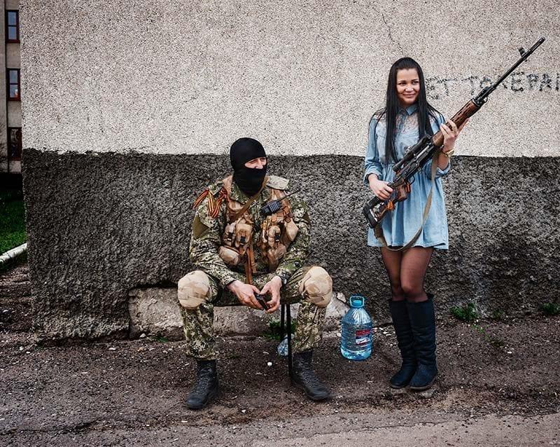 Ukraine, Maidan to Donbass