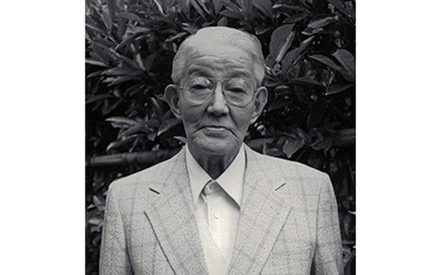Yoshida Gôro, un des pères du Kwannon