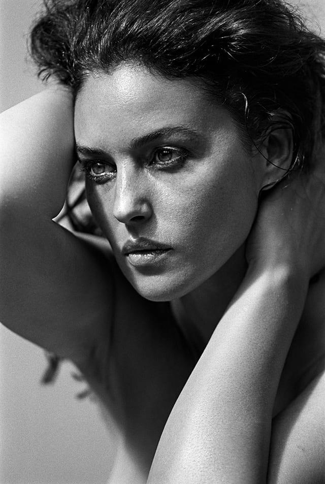 Monica Bellucci © Peter Lindbergh