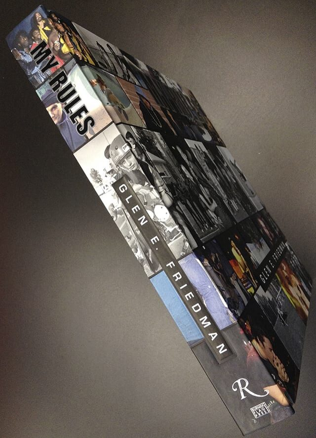 324 pages avec ceux qui ont fait la culture underground américaine des années 70 et 80 © Glen E. Friedman