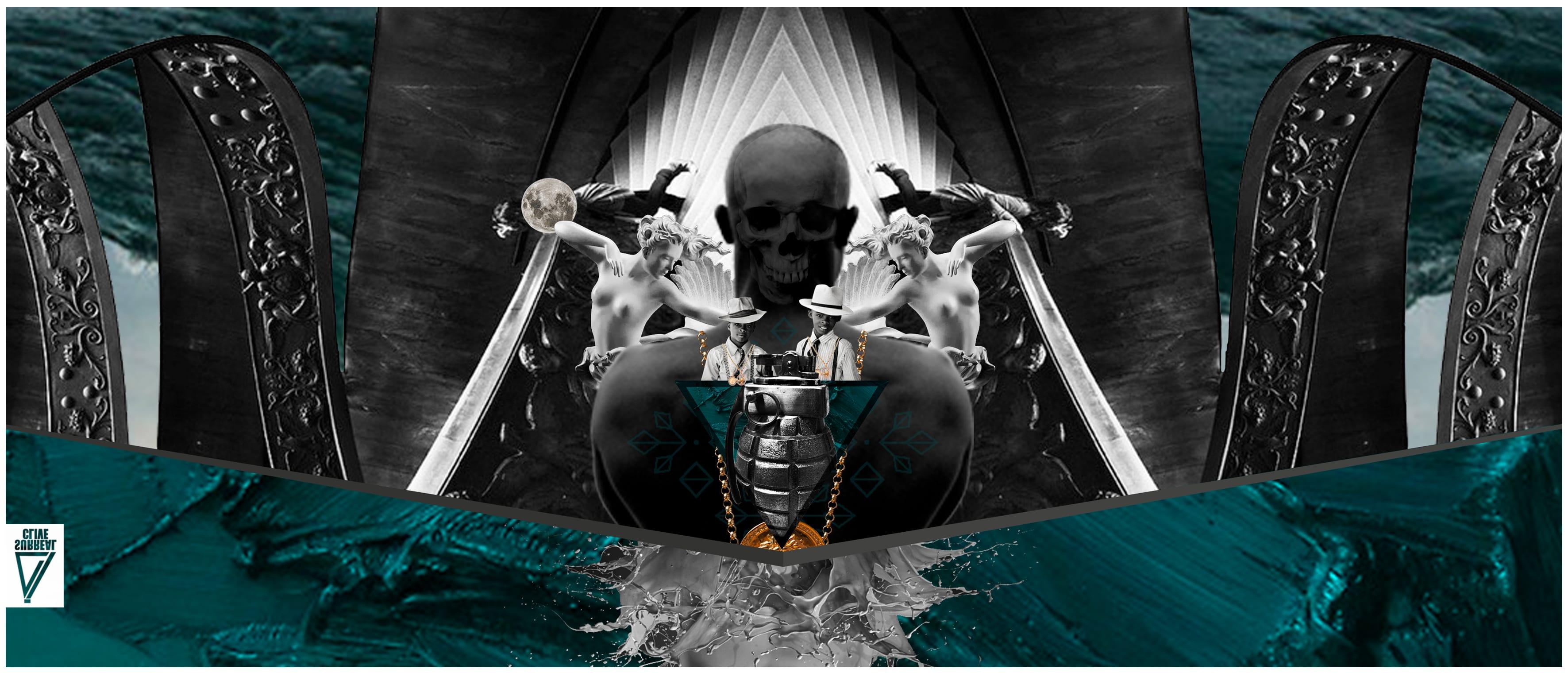 Parallel Psyche © Clivert Thibela