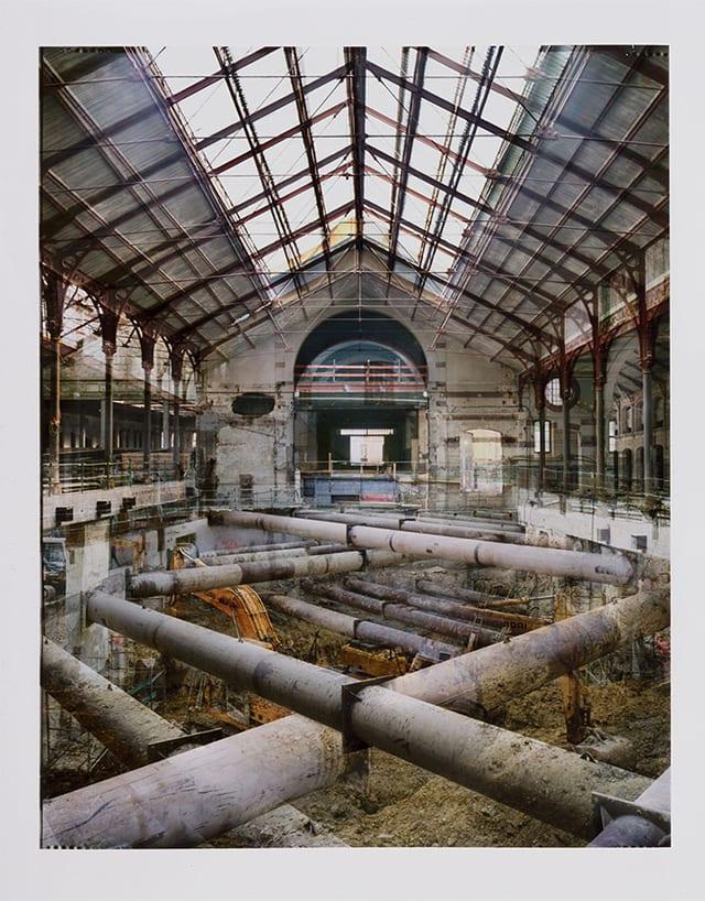 104 rue d'Aubervilliers - Paris 19, Photographie n°1 © Stéphane Couturier