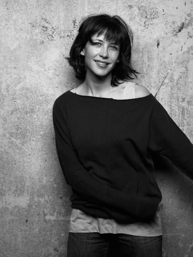 Sophie Marceau © Peter Lindbergh