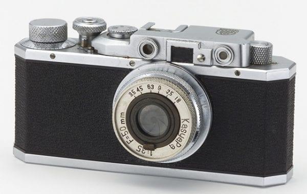 Fisheye Magazine | Canon fête les 80 ans de son premier appareil Kwanon