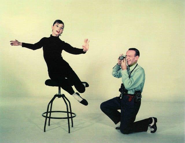 fred-astaire-Audrey-Hepburn