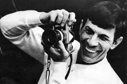 spoke-leonard-nimoy-appareil-photo