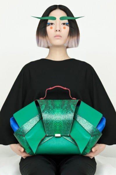 Illusion © Tingting WANG / Lauréate du Prix Picto de la Jeune Photographie de Mode 2013