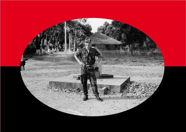 Romaric Tisserand, Archive Ultramar, installation photographique, 2001-2014 © Romaric Tissarand, Adagp 2014