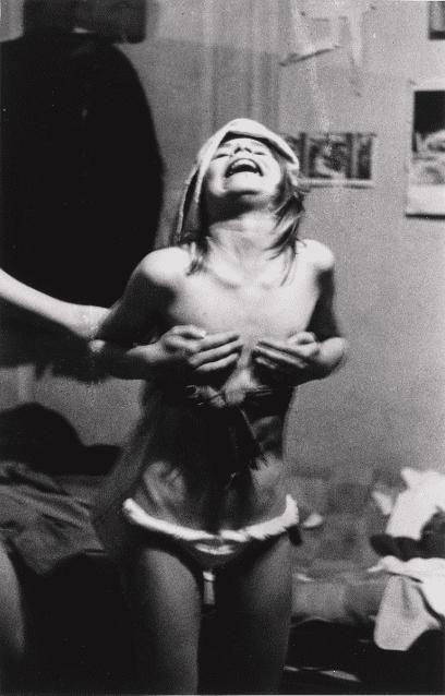 Ed van der Elsken (1925-1990) Juliette, Sèvres, c. 1954 Gelatin silver print, 354 x 226 mm