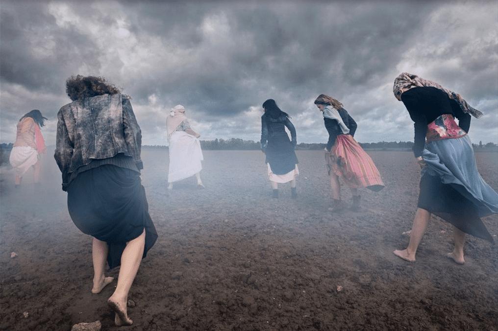 Marianne Rosenstiehl, Les limaces, de la série The Curse, 2014 © Marianne Rosenstiehl